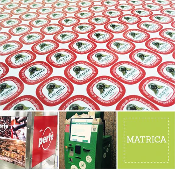 MATRICA, fólia, vinyl, film