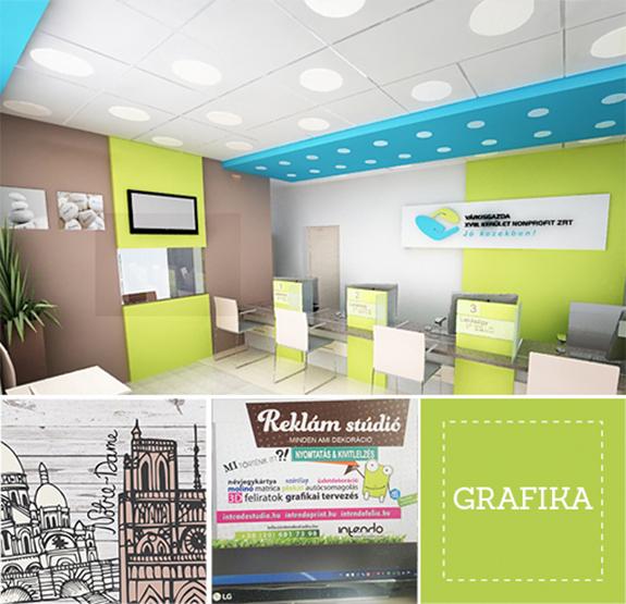 GRAFIKAI tervezés, design